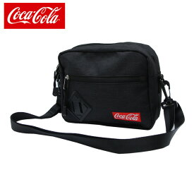 コカコーラ Coca-Cola ショルダーバッグ メンズ レディース ポリキャン COK-SDD03 BK