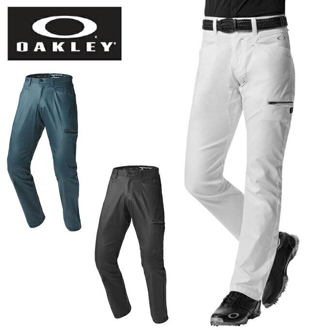 オークリー ゴルフウェア ロングパンツ メンズ SKULL COATED TWILLTAPERED スカル コーテッドツイルテーパード 422422JP OAKLEY