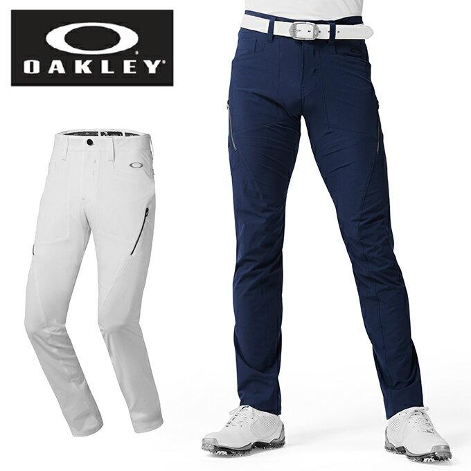 オークリー ゴルフ ロングパンツ メンズ SKULL BREATHEABLE 3D TAPERED 17.0 スカルブレーサブルテーパード 422418JP OAKLEY