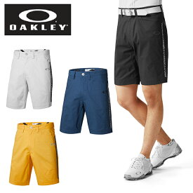 オークリー ゴルフウェア ショートパンツ メンズ Bark Taped Relax Shorts 442435JP OAKLEY