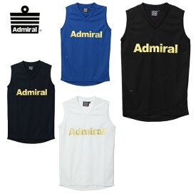 アドミラル アンダーシャツ ノースリーブ ジュニア インナーシャツ AD010320G006 Admiral
