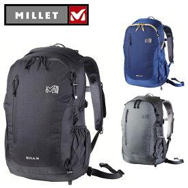 ミレー MILLET バックパック 30L クーラ30 MIS0545 メンズ レディース