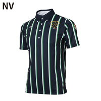 カッパゴルフKAPPAGOLFゴルフウェアポロシャツ半袖シャツメンズKG812SS42