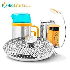 バイオライト BioLite シングルバーナー キャンプストーブ2セット 1824227