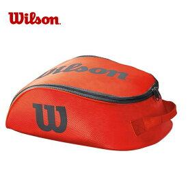 ウイルソン Wilson シューズケース メンズ レディース TOUR IV SHOE BAG ORGY ツアー シュー バッグ WRZ844887