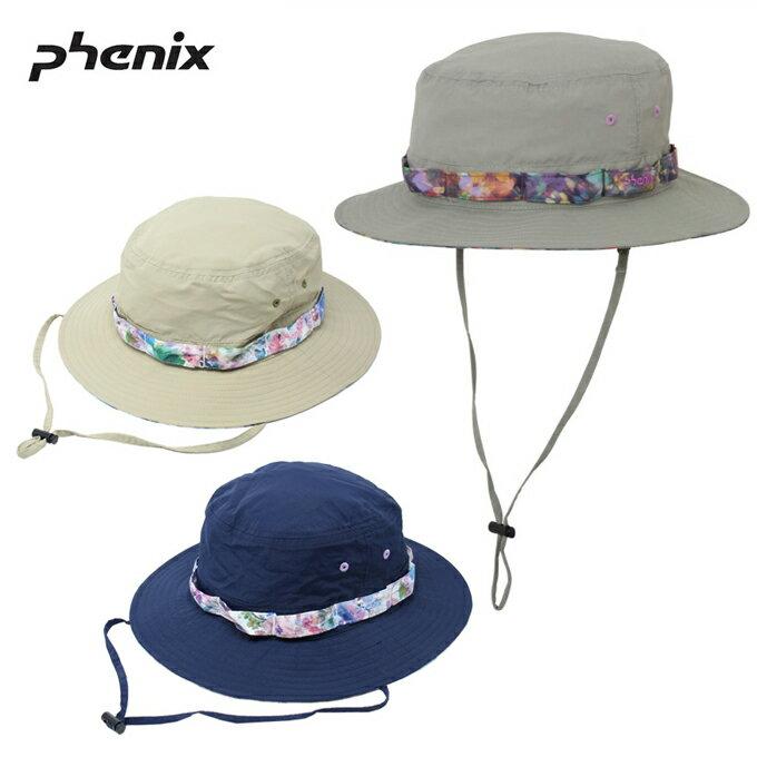 フェニックス Phenix ハット レディース ウォーターカラードブロード ブーニー PH828HW64