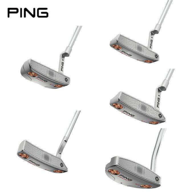 ピン PING ゴルフクラブ パター メンズ ヴォルト VAULT 2.0 グリップ PP58
