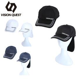 ビジョンクエスト VISION QUEST キャップ 帽子 メンズ メッシュ シェード付 VQ430101H10