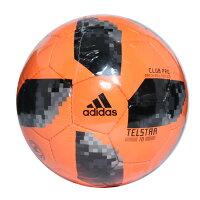 アディダスサッカーボール5号球メンズレディースジュニアテルスターWC手縫いAF5853OBKadidas