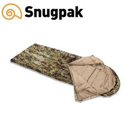 スナッグパック Snugpak マミー型シュラフ ノーチラススクエアセンタージップ SP92869TPC