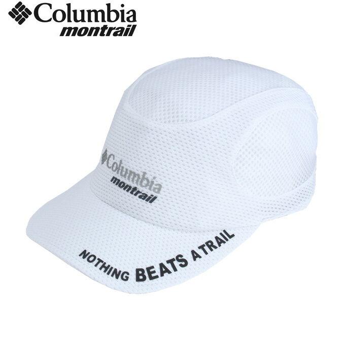 コロンビア モントレイル Columbia montrail キャップ 帽子 メンズ レディース ナッシングビーツアトレイル キャップ3 XU0041 100