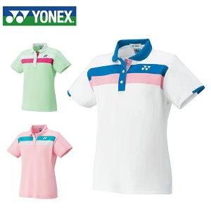 ヨネックス テニスウェア バドミントンウェア ゲームシャツ ジュニア キッズ 20395J 日本バドミントン協会審査合格品 YONEX