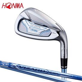 本間ゴルフ HONMA ゴルフクラブ アイアンセット 5本組 レディース Be ZEAL ビジール 535 Ladies Iron