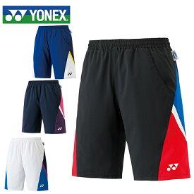 ヨネックス テニスウェア バドミントンウェア ハーフパンツ メンズ レディース 15070 YONEX 日本バドミントン協会審査合格品