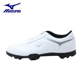 ミズノ ゴルフシューズ ソフトスパイク メンズ ZOIDスパイク 51GQ188003 MIZUNO