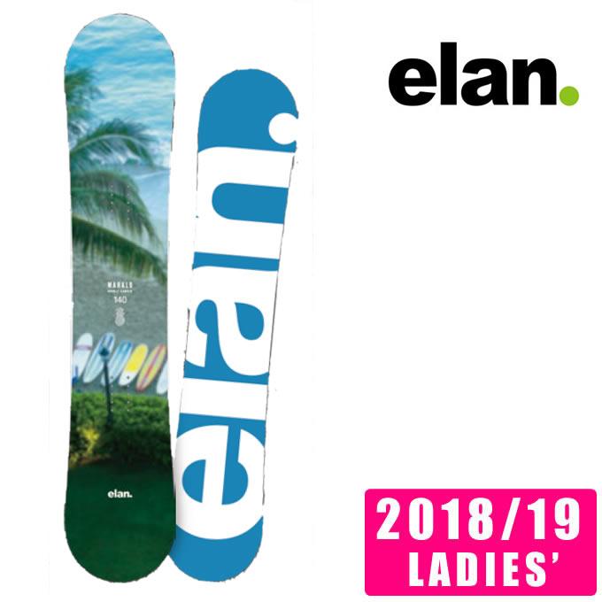 エラン ELAN スノーボード 板 レディース MAHALO マハロ