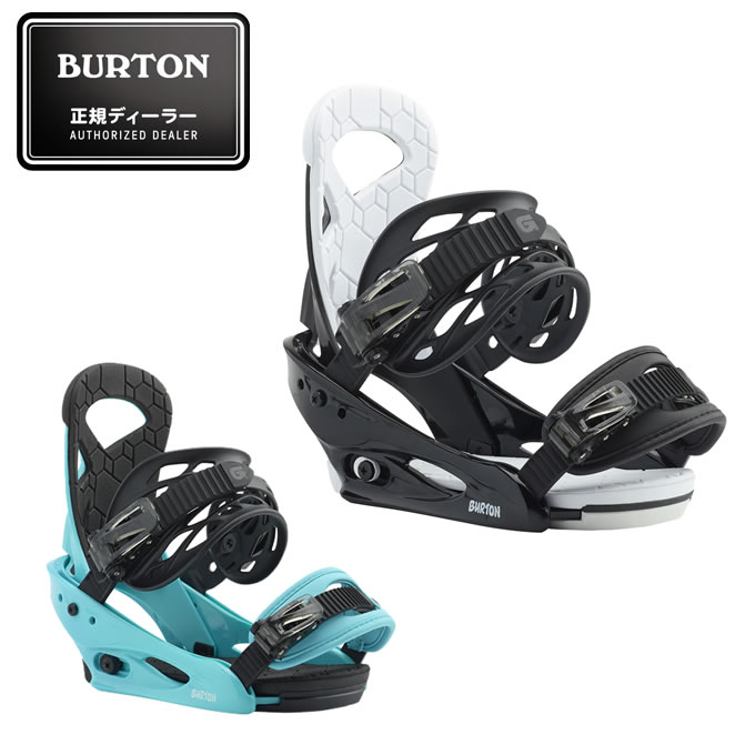バートン BURTON スノーボード ビンディング ジュニア Smalls Snowboard Binding スモールズ 105751