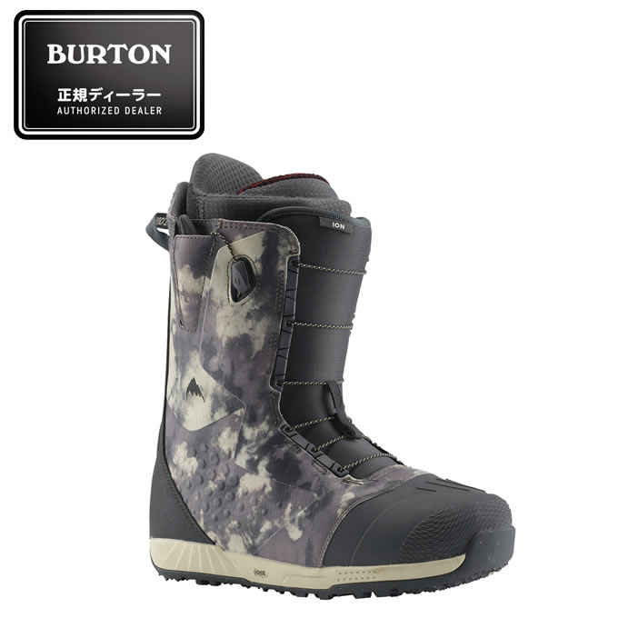 バートン BURTON スノーボードブーツ ひもタイプ メンズ Men's Ion Snowboard Boot ASIAN FIT アイオン アジアンフィット 106291