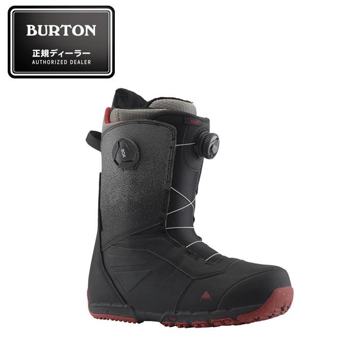 バートン BURTON スノーボードブーツ ダイヤルタイプ メンズ Ruler Boa Snowboard Boot ルーラ− ボア 203171
