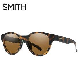 スミス 偏光サングラス メンズ レディース Snare Matte Tortoise スネア SNARE MT TORT P BRN SMITH