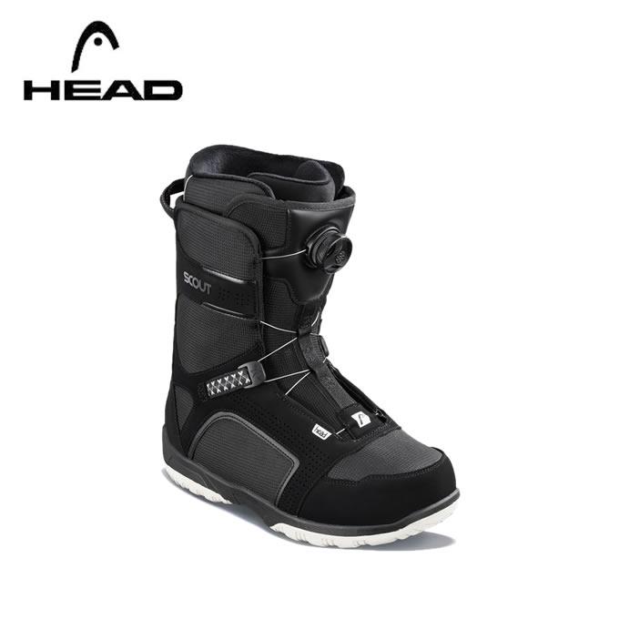 ヘッド スノーボードブーツ ダイヤルタイプ メンズ スカウト プロ ボア SCOUT PRO BOA HEAD