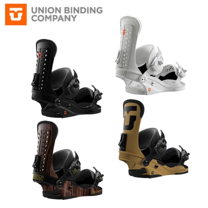 ユニオン UNION スノーボード ビンディング メンズ フォース FORCE