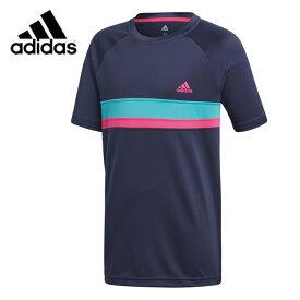 アディダス テニスウェア Tシャツ 半袖 ジュニア BOYS CLUB C/B TEE DH2775 FAG85 adidas