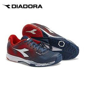 ディアドラ DIADORA テニスシューズ オールコート メンズ s.competition 4 ag 172997a_2202