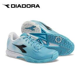 ディアドラ DIADORA テニスシューズ オールコート レディース s.competition 4 w ag 172998a_6415