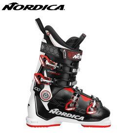 ノルディカ NORDICA スキーブーツ メンズ スピードマシーン SPEEDMACHINE 100 BKWHRD