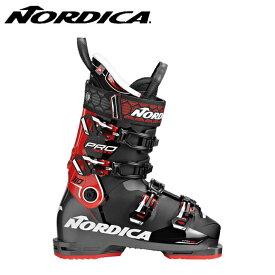 ノルディカ NORDICA スキーブーツ メンズ プロマシン PRO MACHINE 110 BKRDWH