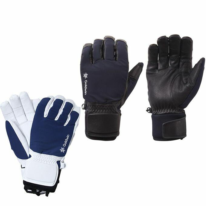 ゴールドウィン スキーグローブ メンズ レディース フレックス グローブ Flex Glove ユニセックス G81802P GOLDWIN