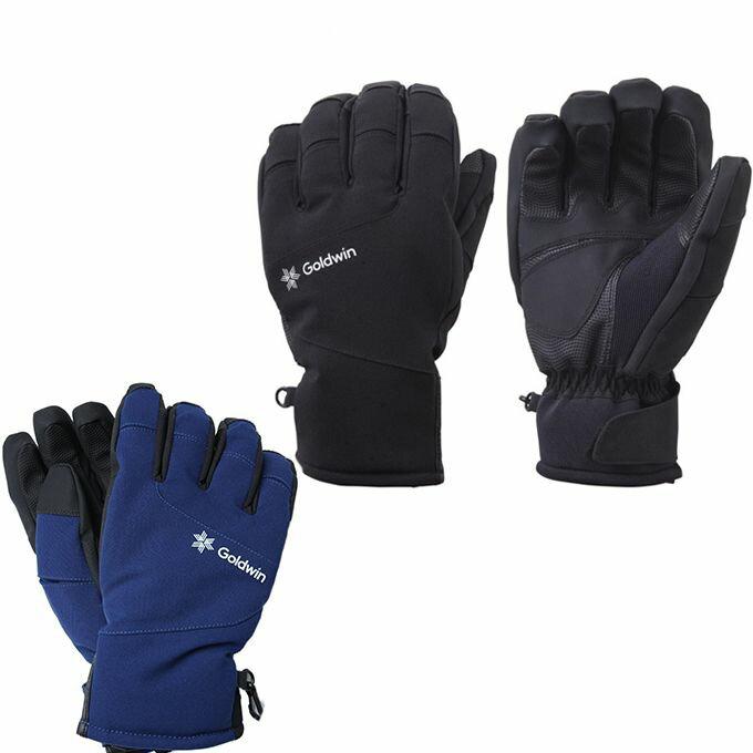 ゴールドウィン スキーグローブ メンズ マルチ スキー グローブ Multi Ski Glove G81804P GOLDWIN