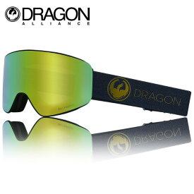 ドラゴン スキー スノーボード ゴーグル メンズ レディース PXV アジアンフィット ECHO GOLD DRAGON スキーゴーグル ボードゴーグル