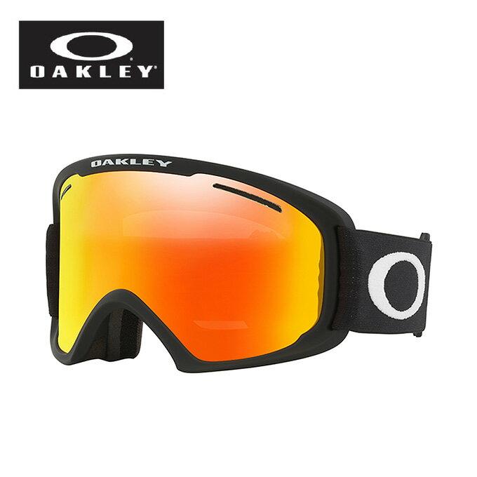 オークリー スキー スノーボード ゴーグル メンズ レディース アジアンフィット Oフレーム O FRAME 2.0XL スペアレンズ付き OO7082-21 OAKLEY スキーゴーグル ボードゴーグル