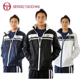 セルジオタッキーニ テニスウェア メンズ ウインドブレーカー ウィンドアップジャケット ST530313H02 SERGIO TACCHINI セルジオ タッキーニ