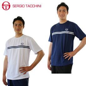 セルジオタッキーニ テニスウェア メンズ 半袖シャツ ST530317H02 SERGIO TACCHINI セルジオ タッキーニ