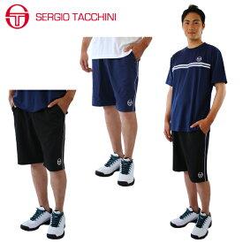 セルジオタッキーニ テニスウェア メンズ ゲームパンツ ハーフパンツ ST530319H01 SERGIO TACCHINI セルジオ タッキーニ