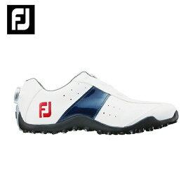 【お買い物マラソン限定対象商品1000円引きクーポン】 フットジョイ FootJoy ゴルフシューズ スパイクレス メンズ EXL Spikeless Boa 45181