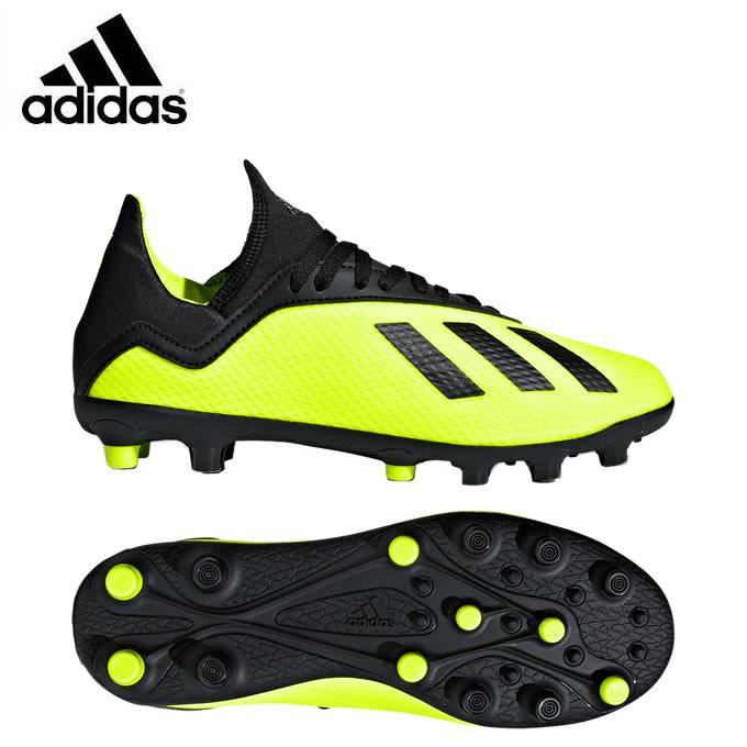 アディダス サッカースパイク エックス ジュニア 18.3-ジャパン HG/AG J X 18.3-JAPAN HG/AG J BB6971 BTB82 adidas