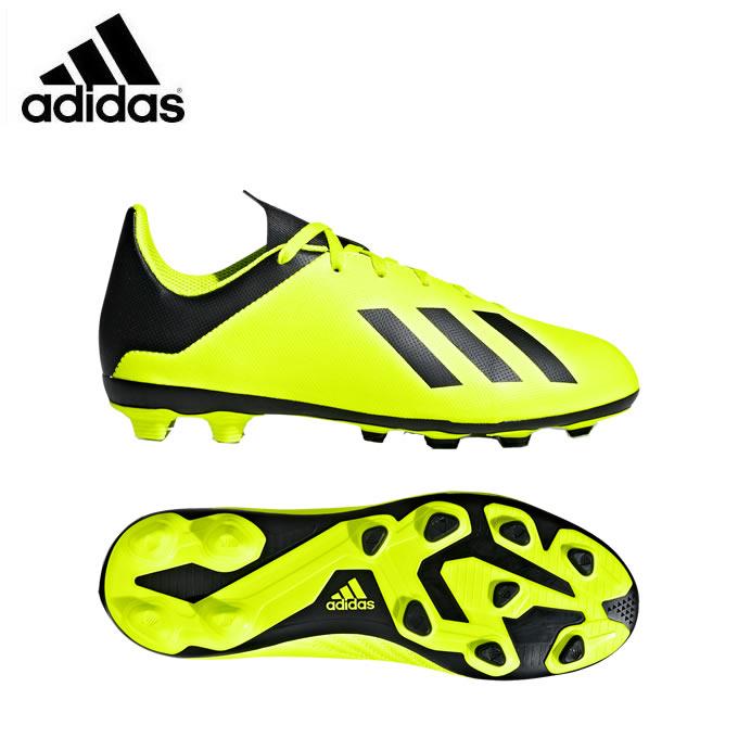 アディダス サッカースパイク ジュニア エックス 18.4 AI1 J DB2420 FBX72 adidas