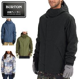 【ポイント6倍 11/18 8:59まで】 バートン BURTON スノーボードウェア ジャケット メンズ Men's Hilltop Jacket 130661