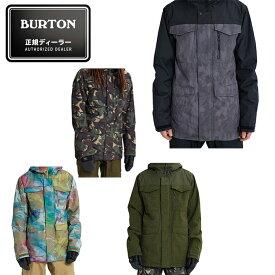 【ポイント6倍 11/18 8:59まで】 バートン BURTON スノーボードウェア ジャケット メンズ Covert Jacket 130651