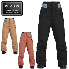 【ポイント6倍 11/18 8:59まで】 バートン BURTON スノーボードウェア パンツ レディース SOCIETY PANT 101111