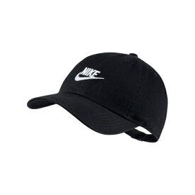 【基本送料無料 3/6 8:59まで】 ナイキ キャップ 帽子 ジュニア YTH H86 フューチュラ キャップ AJ3651-010 NIKE
