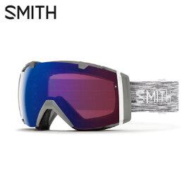 スミス スキー スノーボード ゴーグル メンズ レディース IO 調光レンズ アジアンフィット スペアレンズ付 I/O CLOUDGREY SMITH スキーゴーグル ボードゴーグル