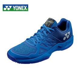 ヨネックス テニスシューズ オールコート メンズ レディース パワークッションエアラスダッシュ2 SHTAD2AC-002 YONEX ブルー
