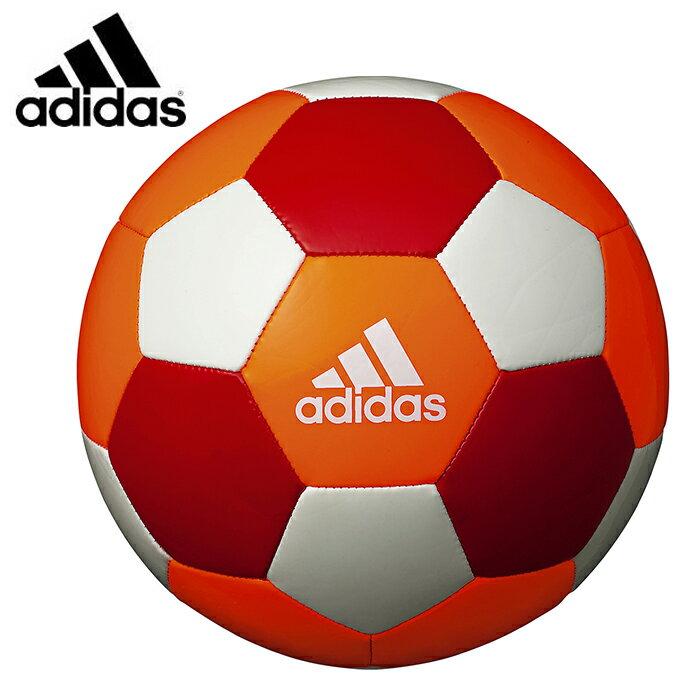 【7,000円以上でクーポン利用可能 11/18 23:59まで】 アディダス サッカーボール 5号球 EPPクラブエントリー AF5848RW adidas