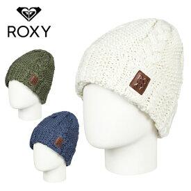 ロキシー ROXY ニット帽 レディース TRAM BEANIE ERJHA03414