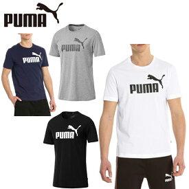 プーマ Tシャツ 半袖 メンズ ESS ロゴ SS 851740 PUMA